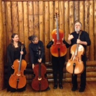 Our fantastic cello section