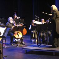 Our Fall 2017 concert at the Glenn Massay Theater